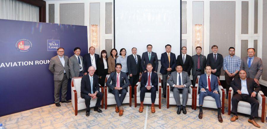 AmCham Mongolia organizes an aviation week on 'Launching