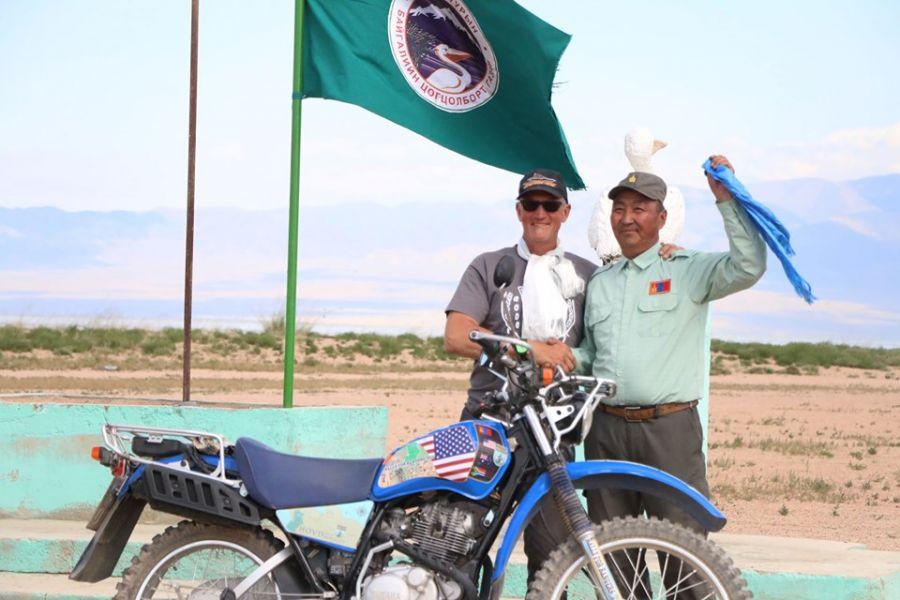 """5d5f4b5312abb """"Монгол Экологи"""" төвөөс 15 байгаль хамгаалагчид мотоцикл олгов"""