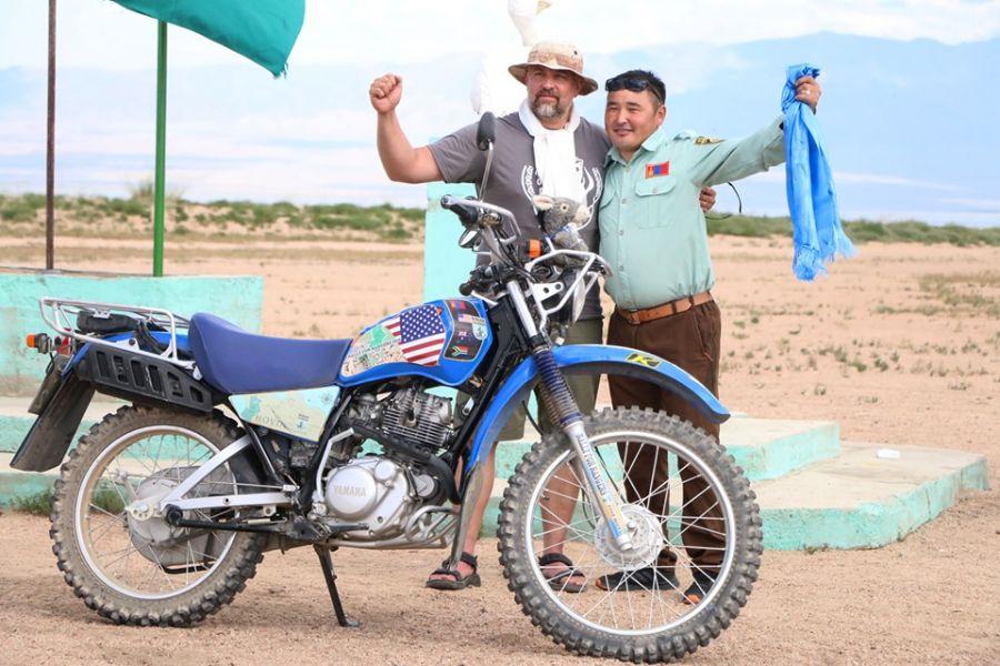 """5d5f4b7f1255e """"Монгол Экологи"""" төвөөс 15 байгаль хамгаалагчид мотоцикл олгов"""