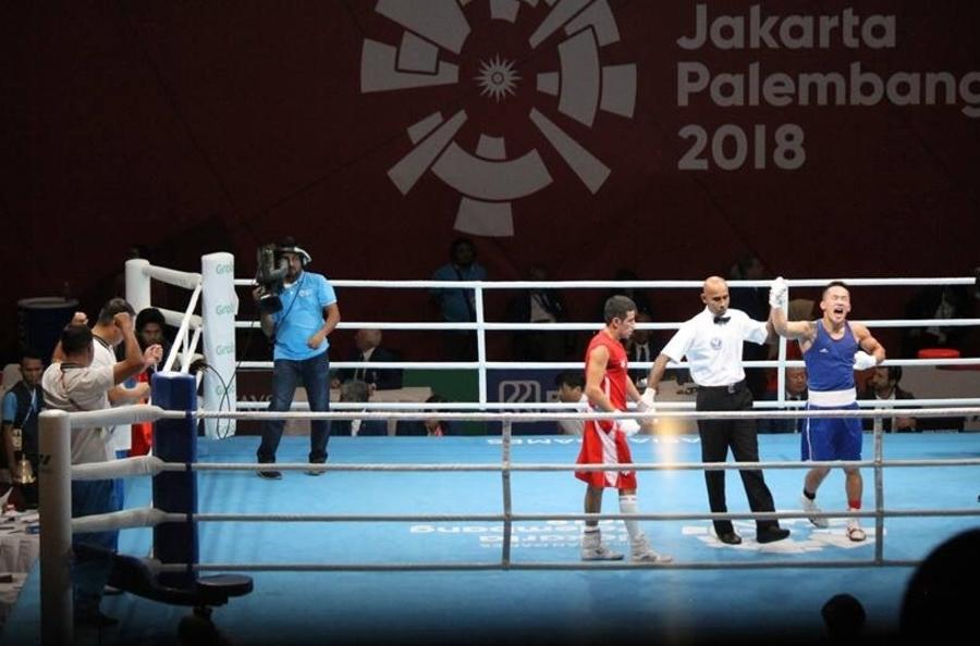 Э.Цэндбаатар Узбекистаны боксчин М.Миразизбектэй баасан гарагт хүч үзнэ