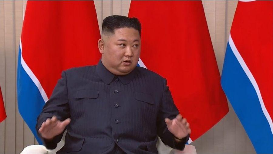 БНХАУ-ыг дэмжихээ Ким Жөн Ун мэдэгджээ