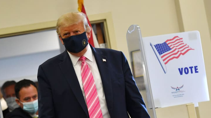 Д.Трамп саналаа урьдчилан өглөө