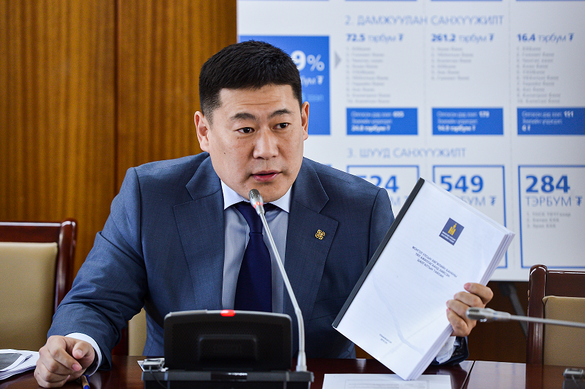 Mongolian People's Party nominates Oyun-Erdene as Prime Minister