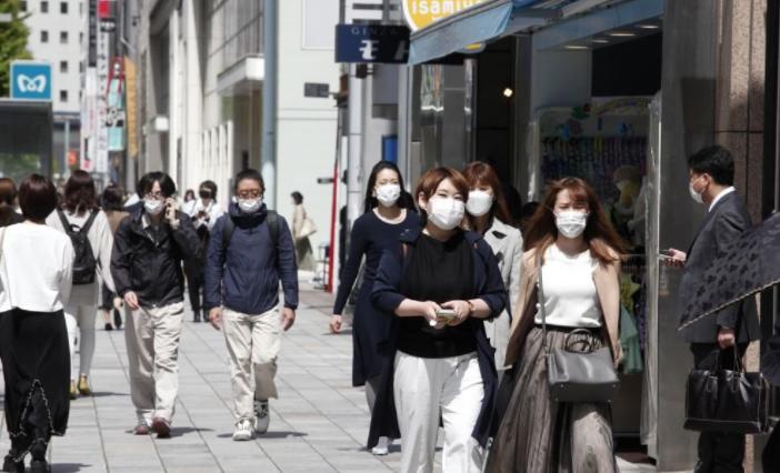 Японы дахин найман мужид онцгой байдал тогтооно