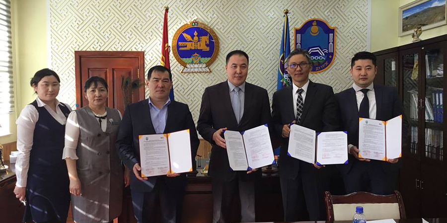 Nalaikh district to cooperate with GIZ