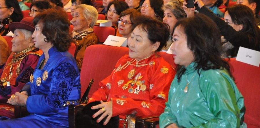 Mangolian women