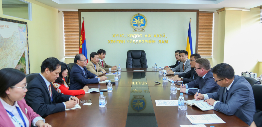 Meat export to Vietnam under discussion
