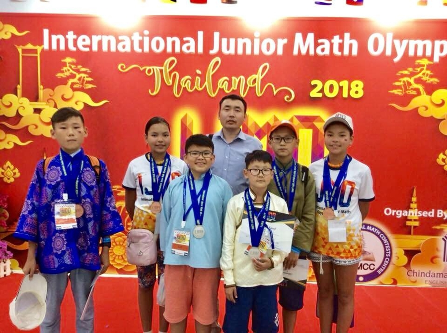 Students win silver and bronze medals from Math Olympiad
